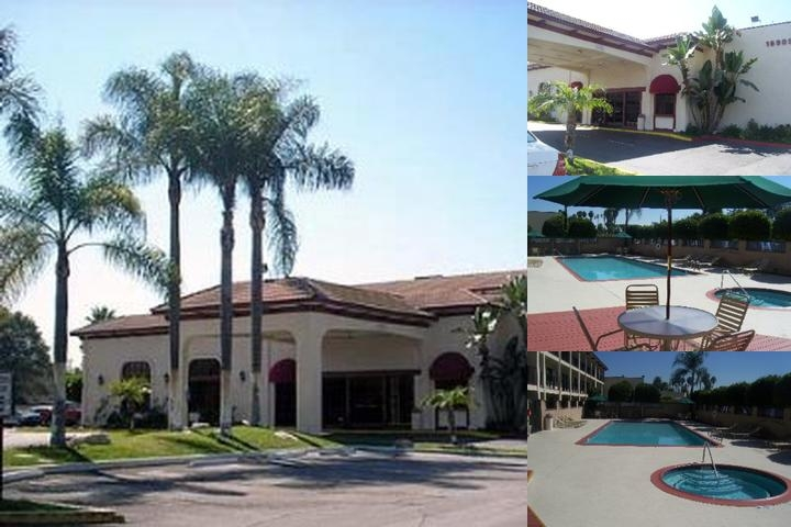 Quality Inn & Suites Artesia photo collage