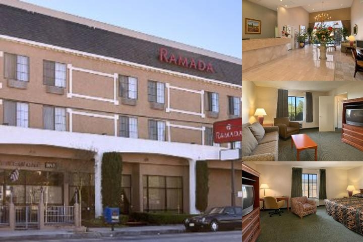 Ramada by Wyndham Chatsworth photo collage