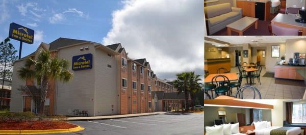 Microtel Inn & Suites by Wyndham Tallahassee photo collage