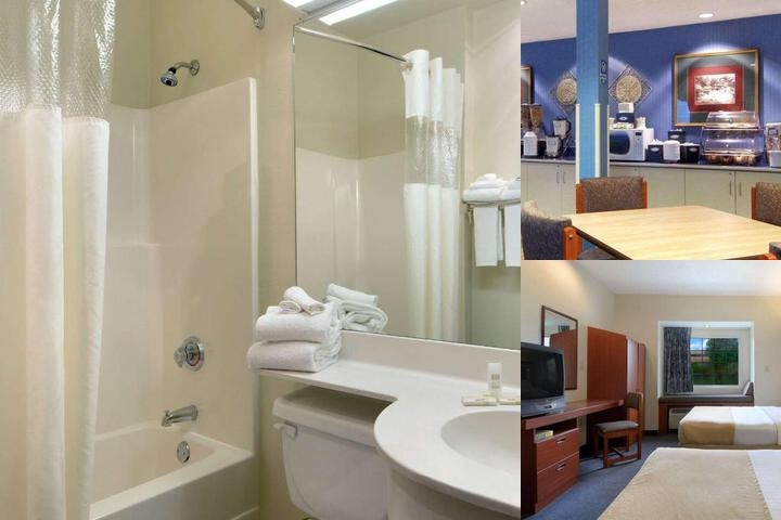 Microtel Inn & Suites by Wyndham Bossier City photo collage