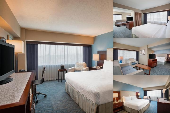 Crowne Plaza Los Angeles Harbor Hotel photo collage