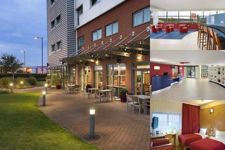 Ramada Encore Doncaster Airport photo collage