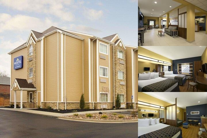 Microtel Inn & Suites by Wyndham Washington / Meadow Lands photo collage