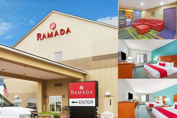 Ramada by Wyndham Louisville Expo Center photo collage