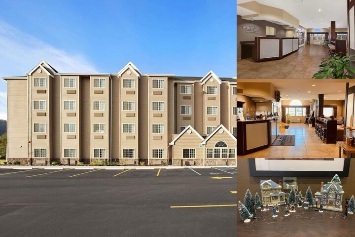 Microtel Inn & Suites by Wyndham Sayre photo collage