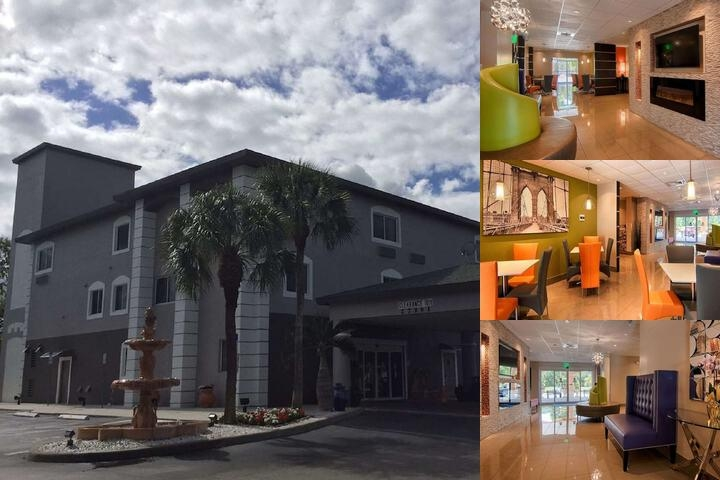 Days Inn & Suites by Wyndham Bonita Springs North Naples photo collage