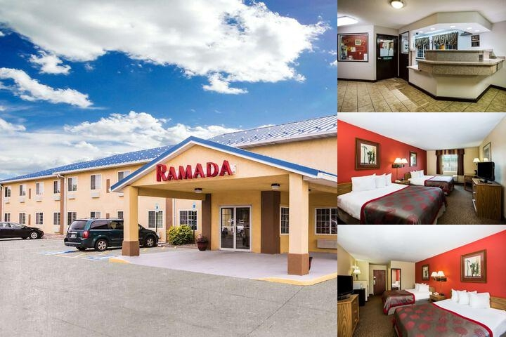 Ramada by Wyndham Sioux Falls photo collage