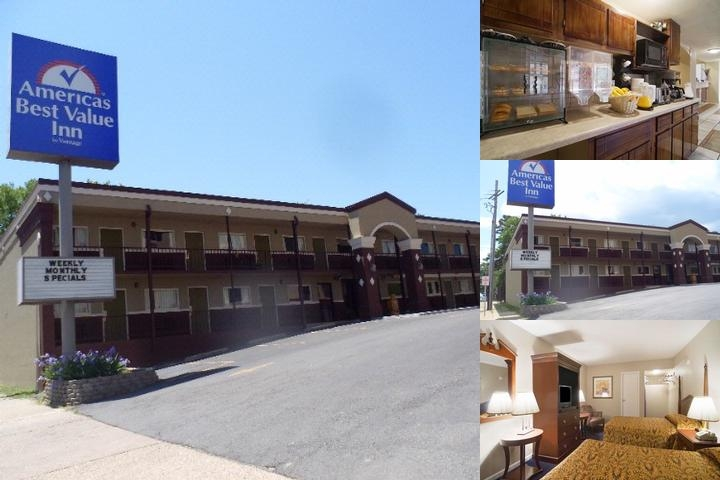 Days Inn by Wyndham Hot Springs photo collage