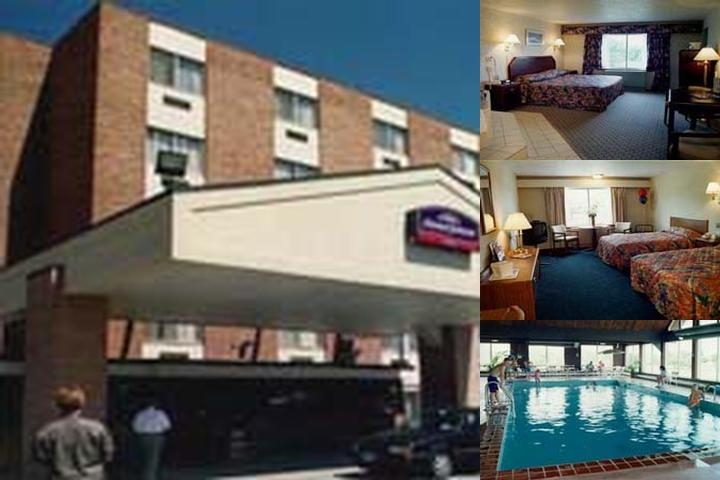 Howard Johnson by Wyndham Closest To The Falls & Casino photo collage