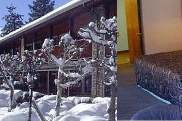 Holiday Lodge photo collage