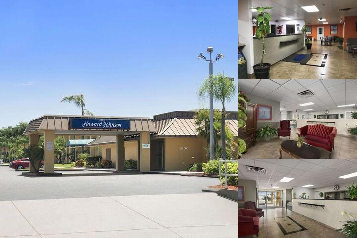 Howard Johnson by Wyndham Winter Haven Fl photo collage