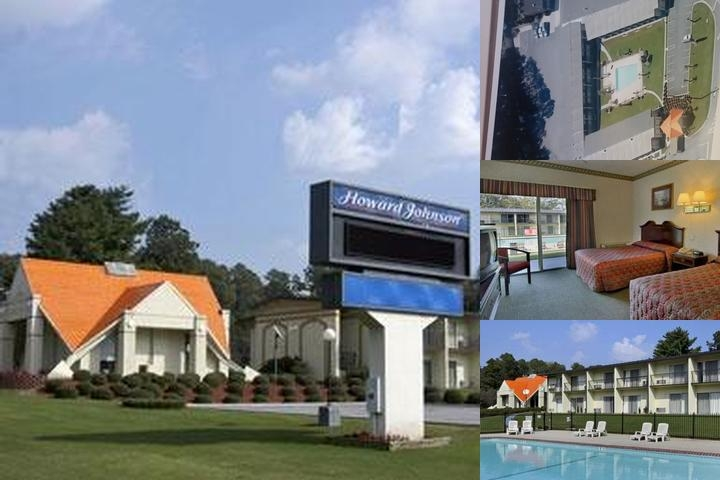 Howard Johnson by Wyndham Athens photo collage