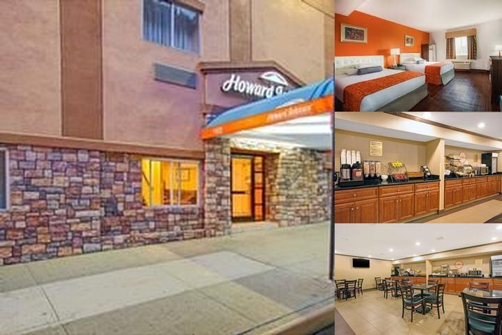 Howard Johnson by Wyndham Bronx photo collage