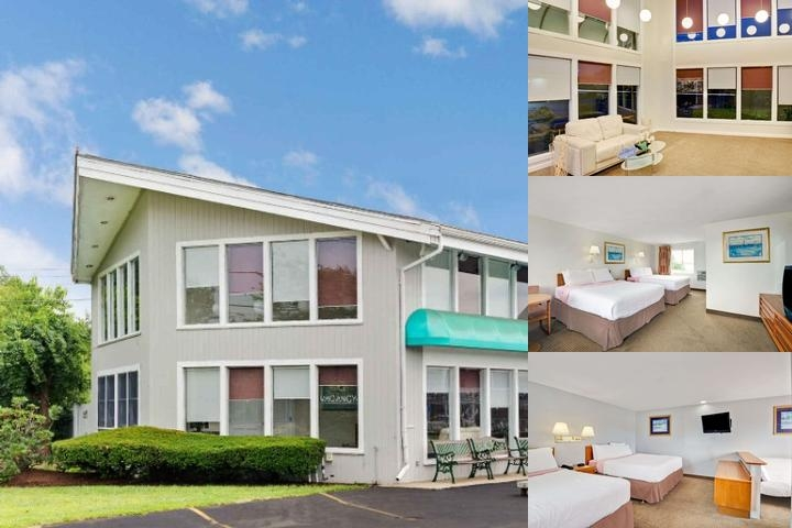 Howard Johnson by Wyndham Cape Cod Area photo collage
