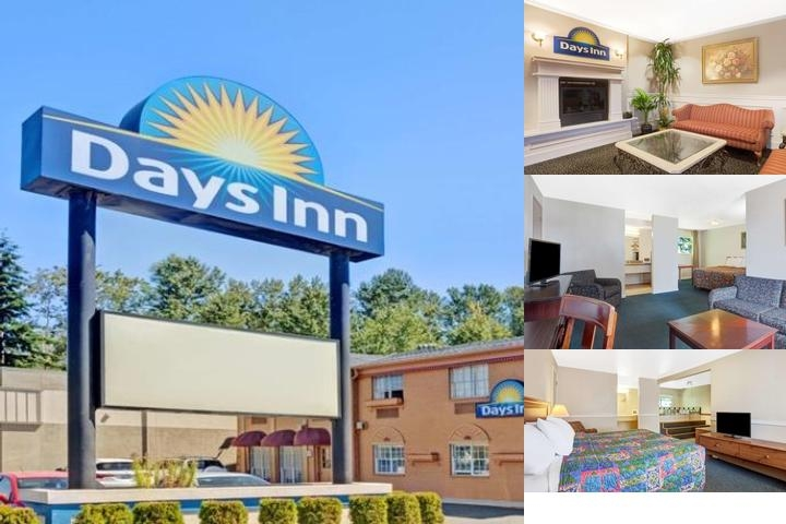 Days Inn by Wyndham Everett photo collage