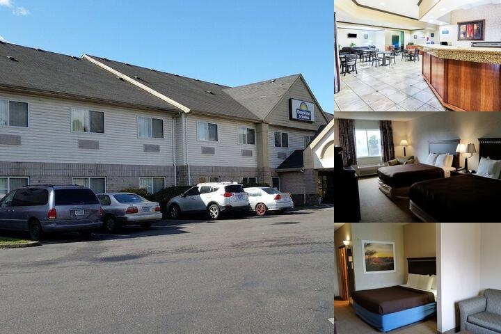 Days Inn & Suites by Wyndham Vancouver photo collage
