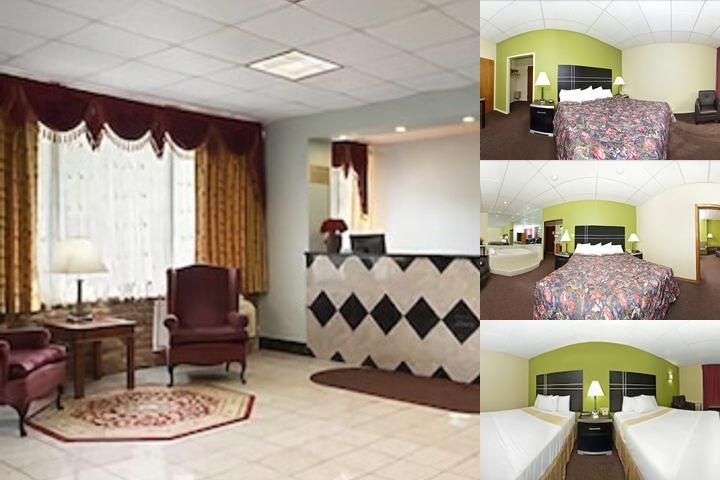 Days Inn by Wyndham Oil City Conference Center photo collage