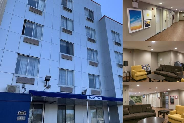 Days Inn by Wyndham Brooklyn Borough Park photo collage