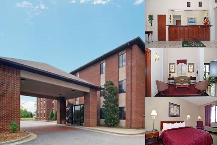 Days Inn & Suites by Wyndham Hickory photo collage