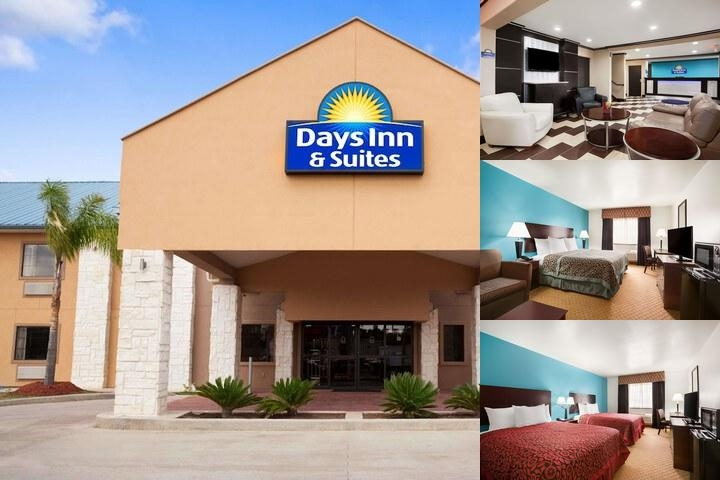 Days Inn & Suites by Wyndham Conroe North photo collage