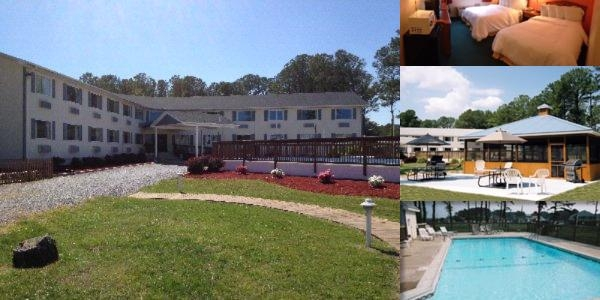 Days Inn by Wyndham Chincoteague Island photo collage