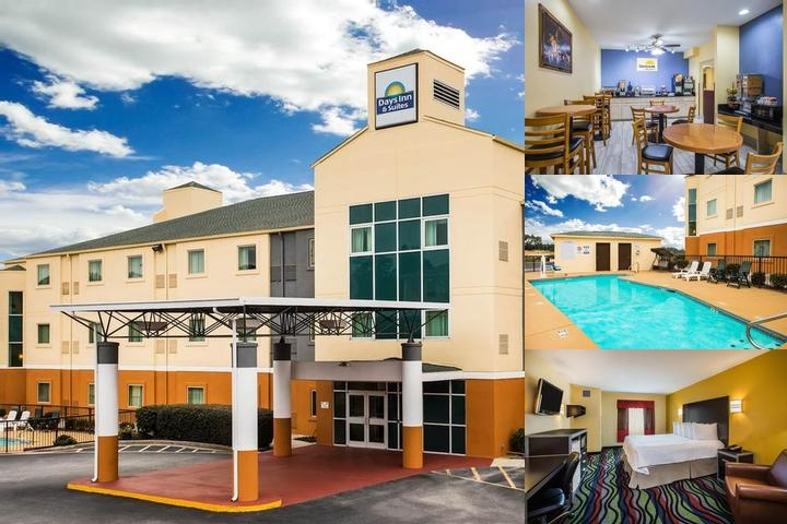 Days Inn & Suites by Wyndham Augusta Near Fort Gordon photo collage