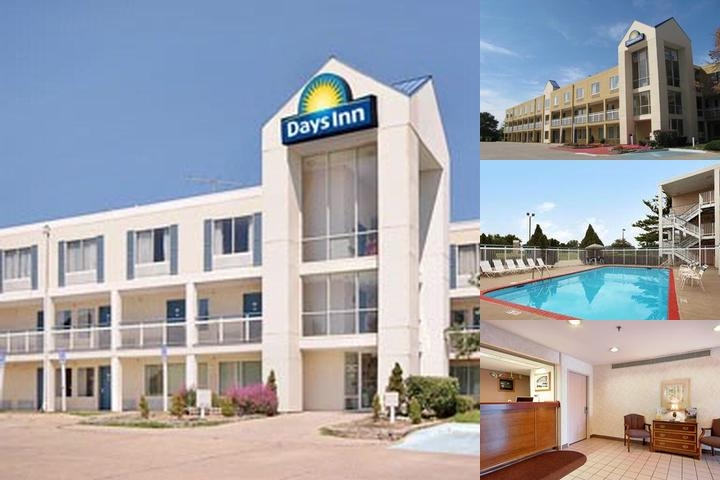 Days Inn by Wyndham Des Moines West Clive photo collage