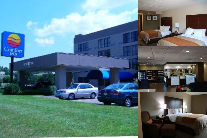 Comfort Inn Binghamton photo collage