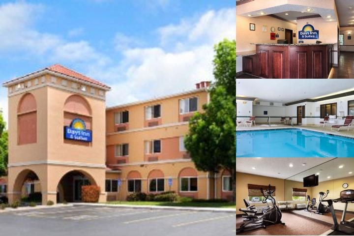 Days Inn & Suites by Wyndham Airport Albuquerque photo collage