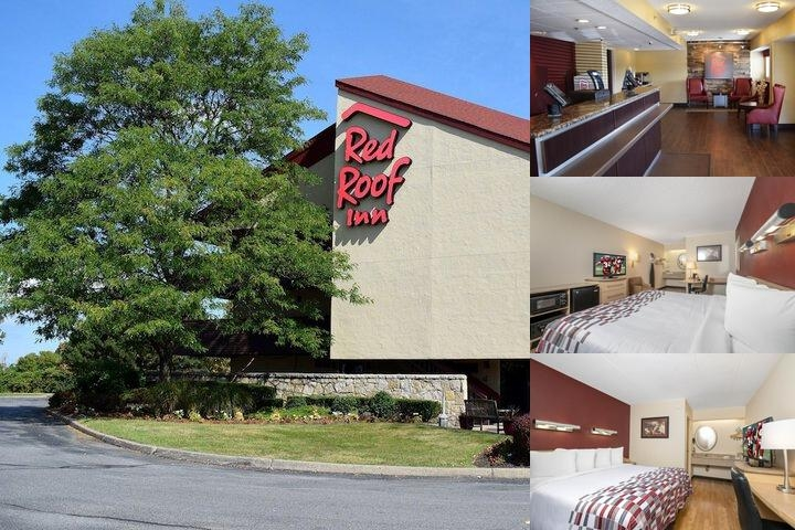Red Roof Inn Syracuse photo collage