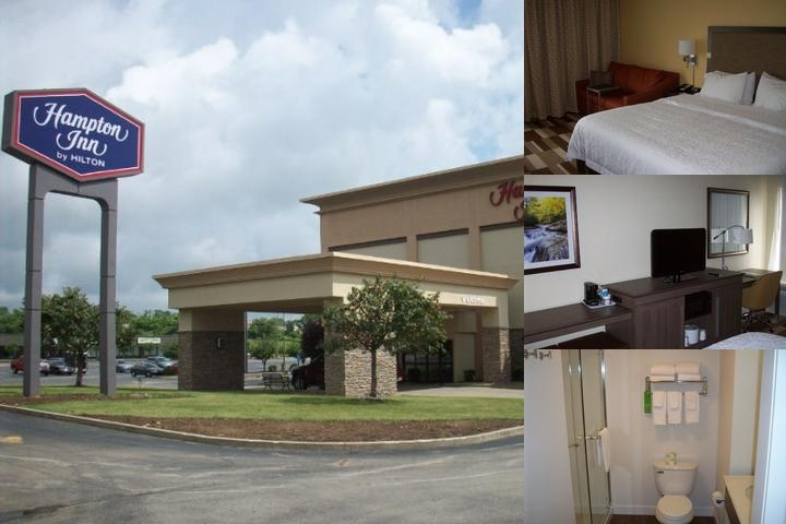 Hampton Inn Uniontown photo collage