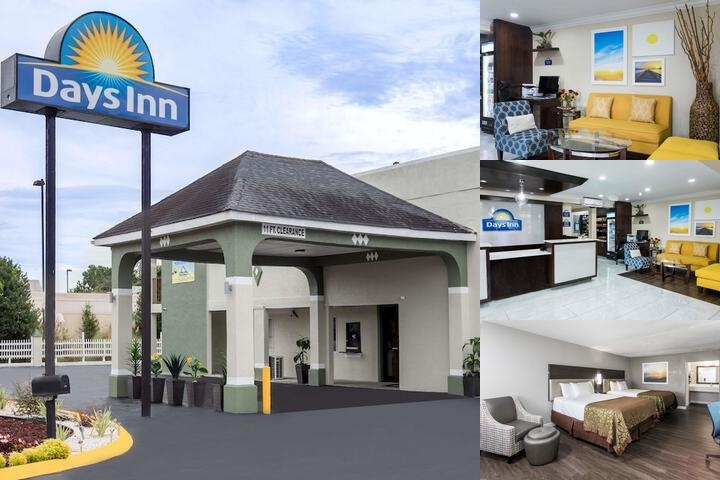 Days Inn by Wyndham Goose Creek photo collage