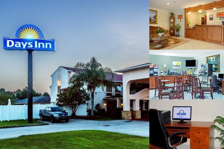 Days Inn by Wyndham Houma La photo collage