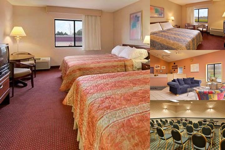 Days Inn by Wyndham Canastota / Syracuse photo collage