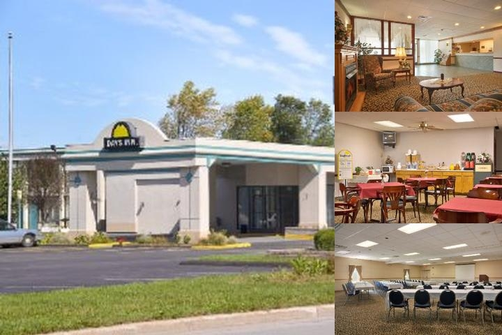 Days Inn by Wyndham Batavia Darien Lake Theme Park photo collage