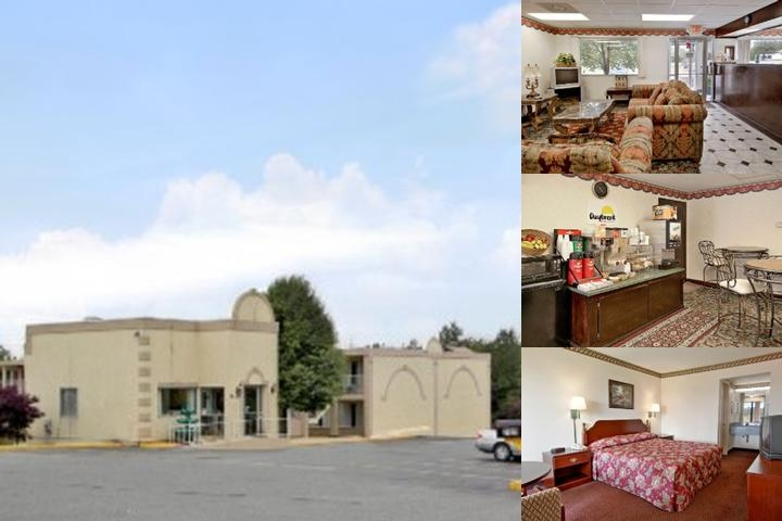 Days Inn by Wyndham Concord photo collage