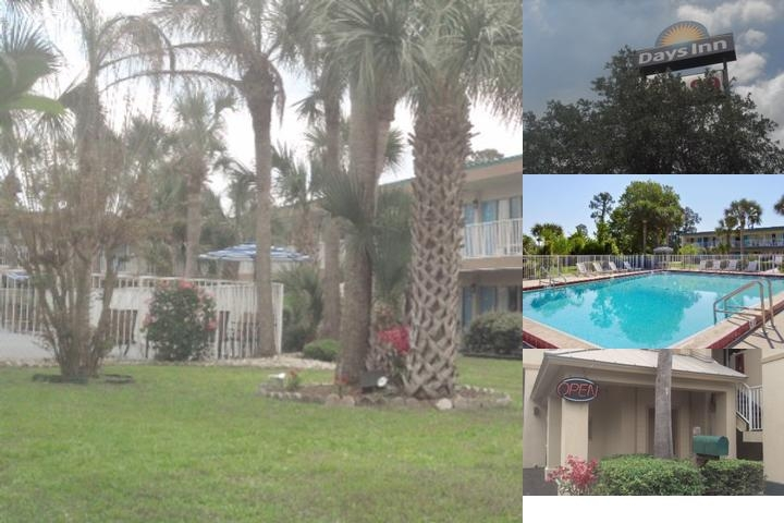 Days Inn by Wyndham Daytona Beach Speedway photo collage