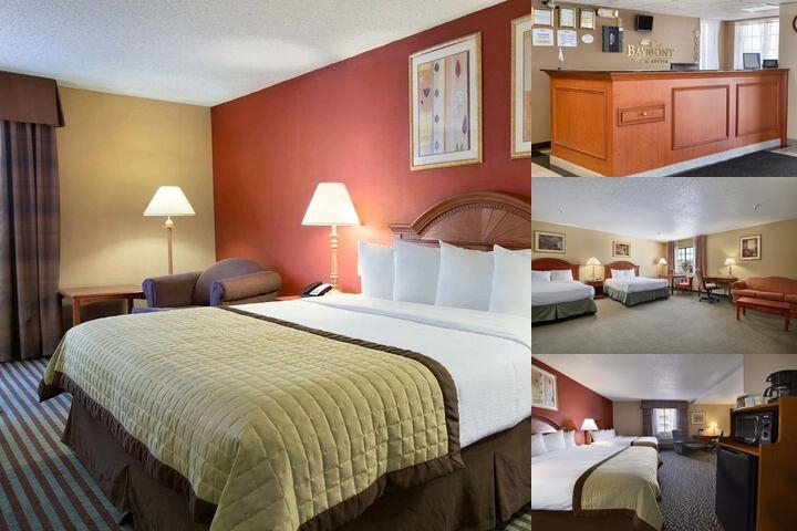 Baymont by Wyndham Oklahoma City Airport photo collage
