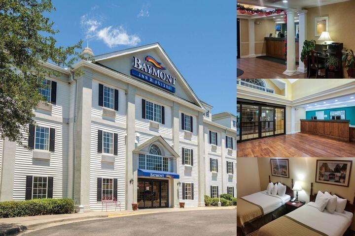 Baymont by Wyndham Lafayette Airport photo collage
