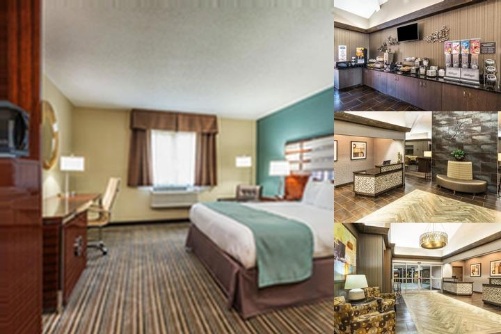 Baymont by Wyndham Copley Akron photo collage