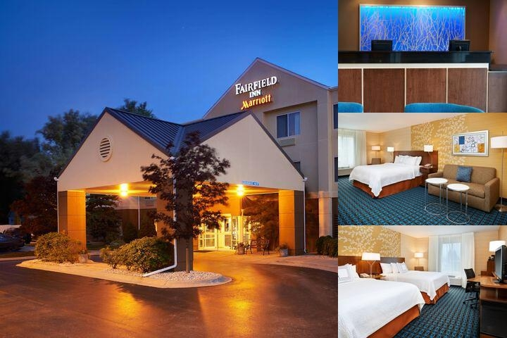 Fairfield Inn by Marriott Port Huron photo collage