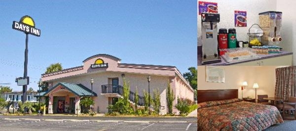 Days Inn by Wyndham Tallahassee University Center photo collage