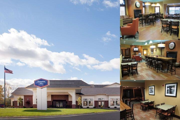 Hampton Inn Birch Run photo collage