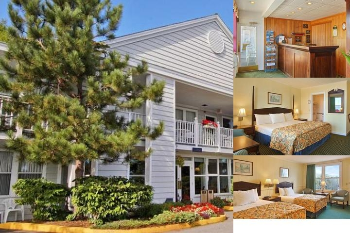 Days Inn by Wyndham Bar Harbor photo collage
