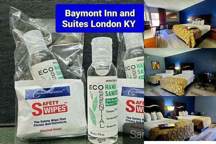 Baymont by Wyndham London Ky photo collage