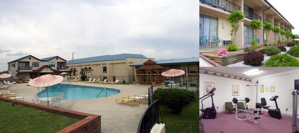 Baymont by Wyndham Cookeville photo collage