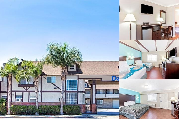 Days Inn by Wyndham Long Beach City Center photo collage