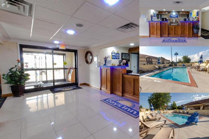 Days Inn & Suites by Wyndham Commerce photo collage