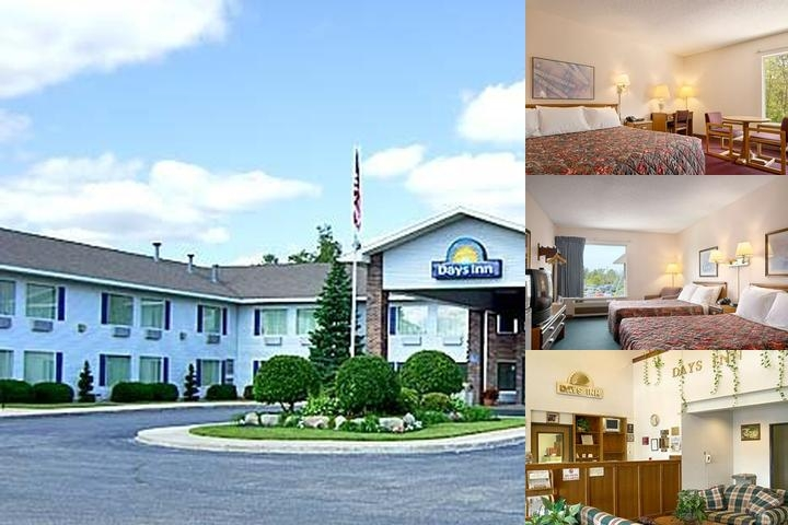 Days Inn by Wyndham Cadillac photo collage