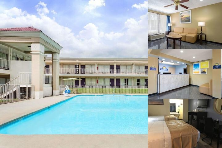 Days Inn by Wyndham Greensboro Airport photo collage